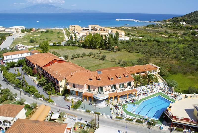 Appartementen Letsos - Alykanas - Zakynthos